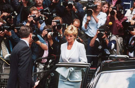 Diana and the Paparazzi (8 P.M., Smithsonian), August 27. (Photo: Release)