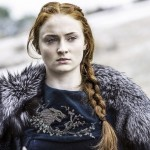 Sophie Turner as Sansa Stark. (Photo: Archive)