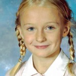 Young Sophie Turner. (Photo: Archive)