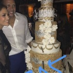 The joint birthday celebration took place in Miami, next to all their family and friends. (Photo: Instagram)