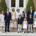 Royal family of Spain. (Photo: Release)