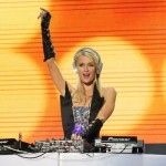 Paris Hilton debuted as a DJ in 2006, with her album Paris. (Photo: Archive)
