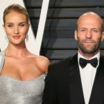 Jason Statham and Rosie Huntington-Whiteley. Age difference: 20 years. (Photo: Archive)