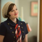 Peggy Olson, played by Elisabeth Moss… (Photo: Archive)