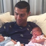 This will be Cristiano's fourth child, after recently welcoming his new babies, Eva María and Mateo. (Photo: Instagram)