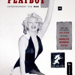 Marilyn Monroe, Playboy (1953). (Photo: Archive)