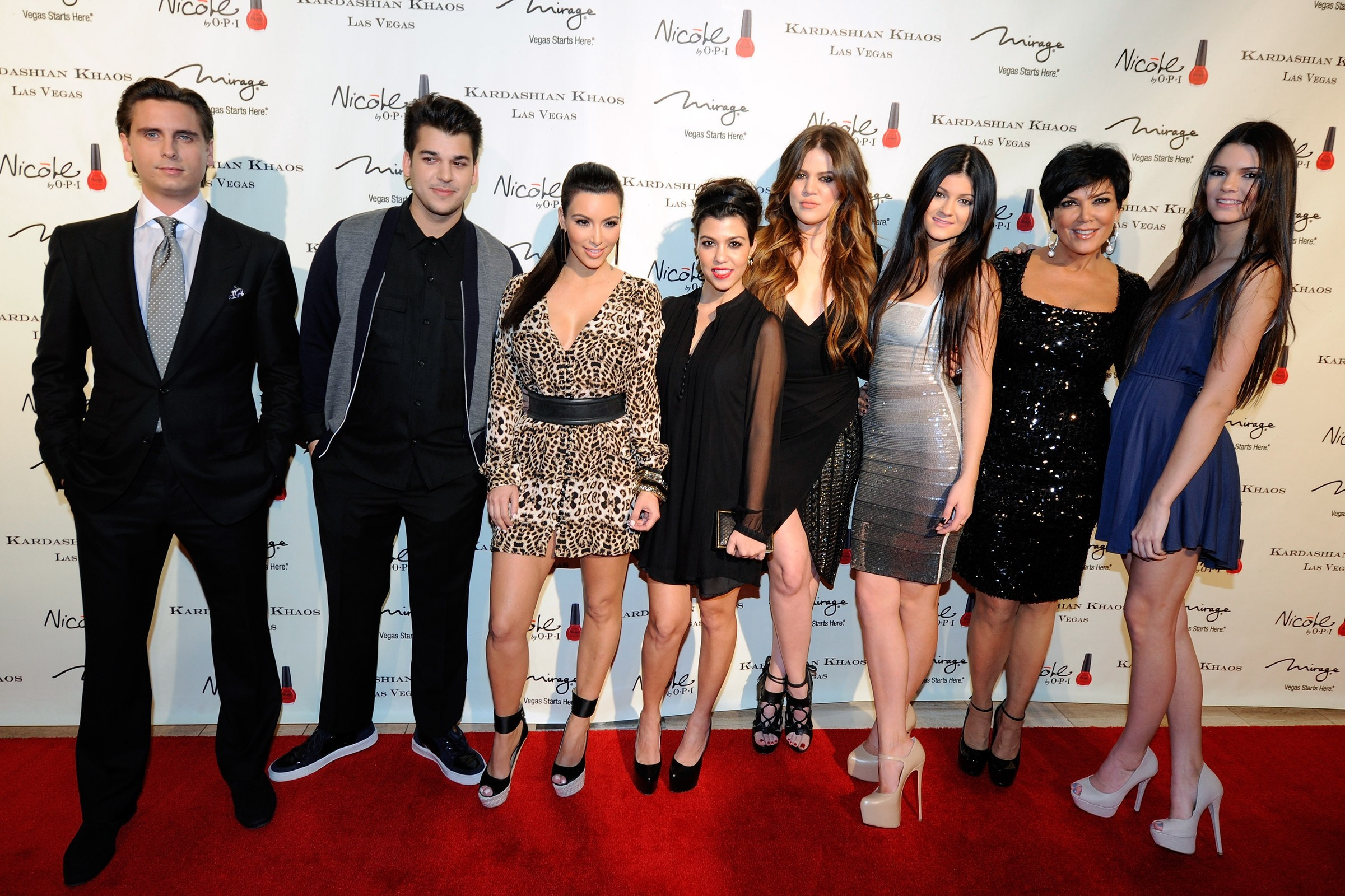 """I have so many siblings and I love it, they're my best friends and I would love that for my kids"", Kardashian said in 2014. (Photo: Archive)"