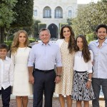 Royal family of Jordan. (Photo: Release)