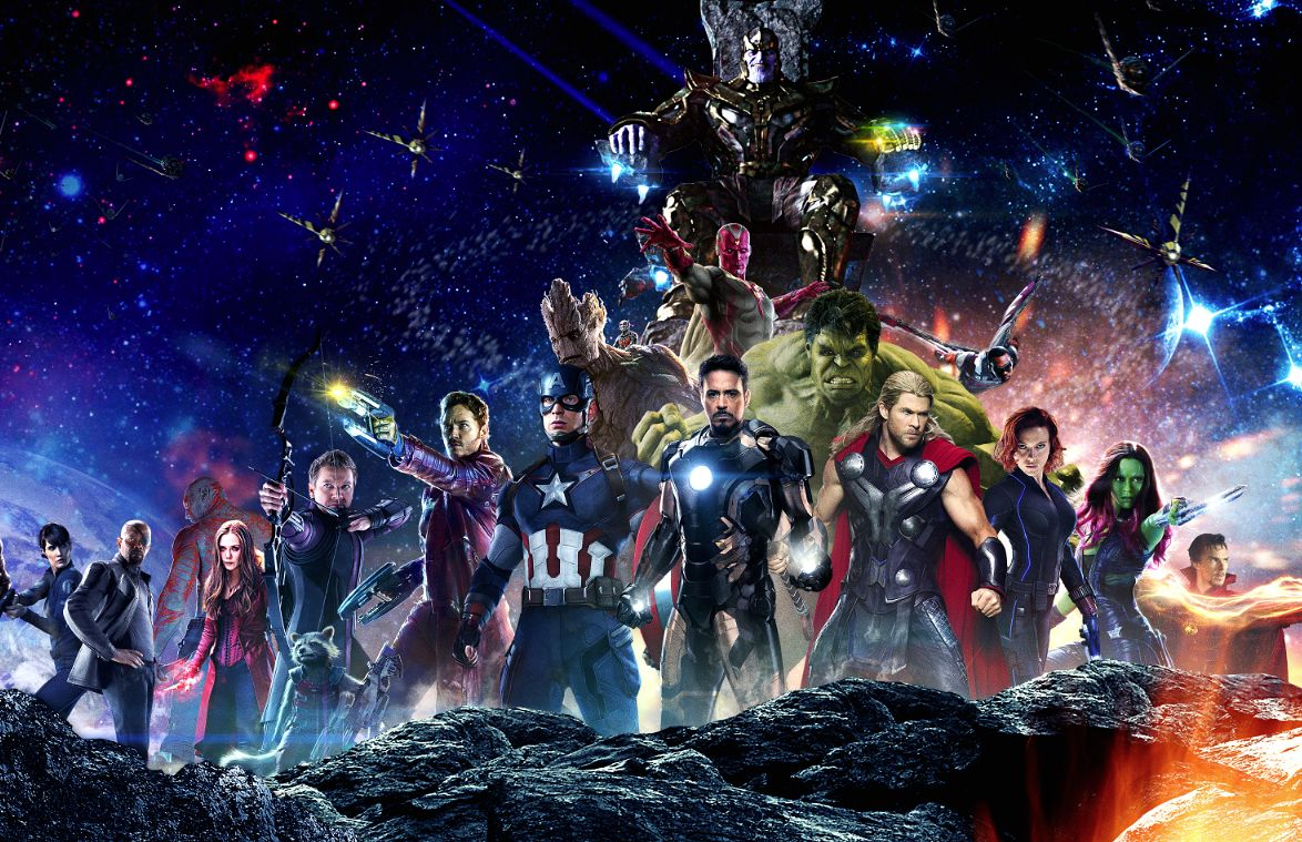 Avengers: Infinity War arrives in theaters May 4, 2018. (Photo: Archive)