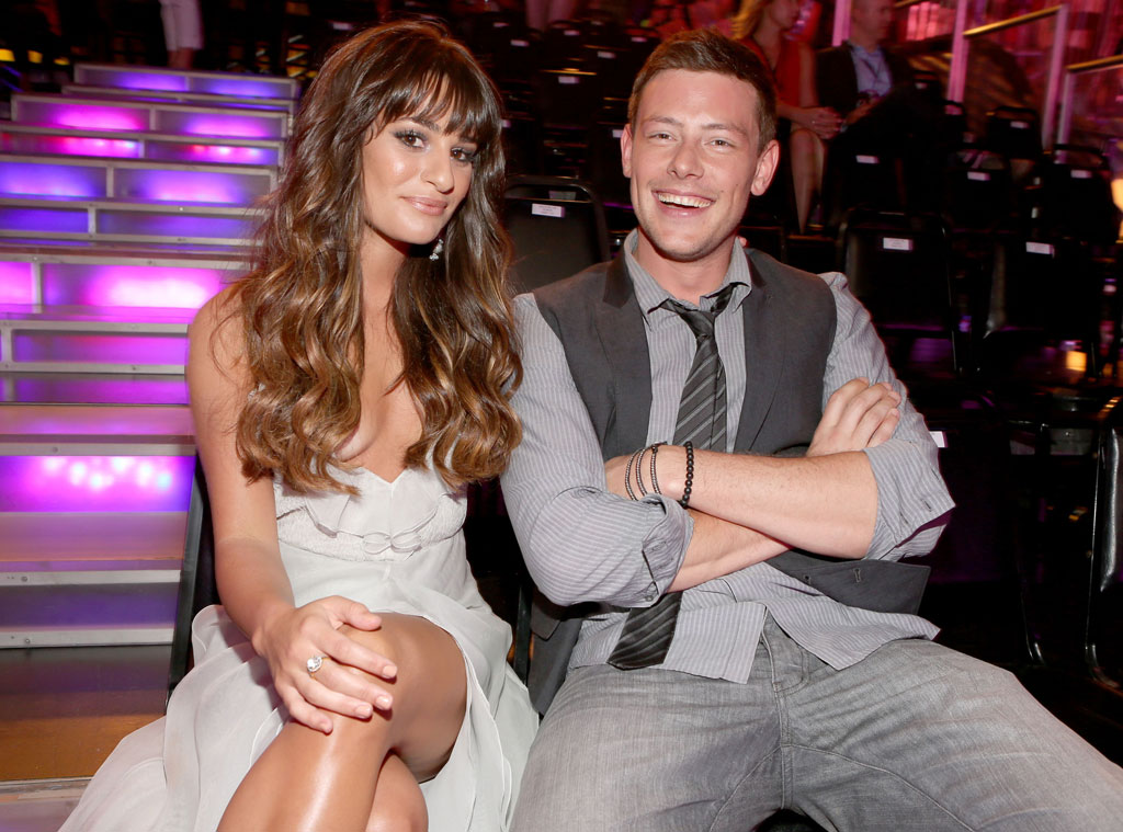 lea michele dating new guy After meeting matthew paetz on the set of her 'on my way' music video, lea michele is reportedly dating him as her first boyfriend since cory, hollywoodlifecom has learned exclusively that she actually sees a lot of her late boyfriend in matt.