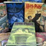 The Harry Potter books sold 450 million copies in 29 different languages. (Photo: Archive)