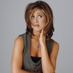Jennifer Aniston played the iconic Rachel in Friends. (Photo: Archive)