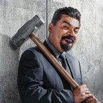 George Lopez: The Wall, Live from Washington D.C. (10 P.M., HBO), August 5. (Photo: Release)