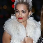 Rita Ora. (Photo: Archive)