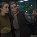 She had a minor role in Star Wars: The Force Awakens. Though it was rumored she would play Princess Leia, Lourd made a cameo as Lieutenant Connix. (Photo: Archive)