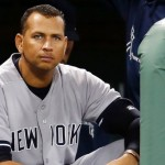 Alex Rodriguez turned 42 on July 27. (Photo: Archive)