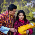 Royal family of Bhutan. (Photo: Release)