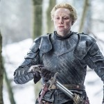 Gwendoline Christie as Brienne of Tharth. (Photo: Release)