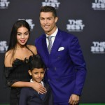 The couple first met in 2016, and made their relationship official when they arrived to the Best Fifa Football Awards together. (Photo: Archive)