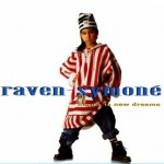 At age 7, Raven released her first album Here's to New Dreams, in the summer of 1993. (Photo: Archive)
