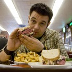 Man v. Food (9 P.M., Travel Channel), August 7. (Photo: Release)
