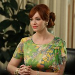 Joan Holloway, played by Christina Hendrix… (Photo: Archive)
