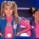 Her first job with Disney was in the movie Zenon: The Girl of the 21st Century, alongside actress Kirsten Storms (Photo: Archive)