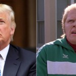 The character Biff Tannen from the Back to the Future trilogy was based on Donald Trump. (Photo: Archive)