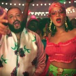 "DJ Khaled ft. Rihanna &Bryson Tiller ""Wild Thoughts"" for best collaboration. (Photo: Release)"