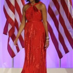 Michelle Obama, in a Jason Wu. (Photo: Archive)