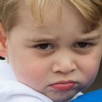 Throwing a not-so-royal tantrum. (Photo: Release)