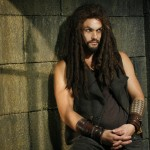 He used to have a full head of dreadlocks, which became a trademark of Jason's character in Stargate Atlantis. But the weight of his dreads were causing him to have headaches, so he hacked them all off. (Photo: Archive)