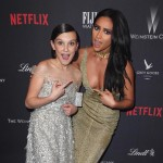 Shay Mitchell is double the age of Millie Bobby Brown, but she's still a big fan. (Photo: Archive)