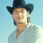 Patrick Swayze, born in Houston. (Photo: Archive)