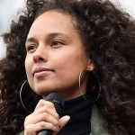 Alicia Keys' real name is Alicia Augello Cook. (Photo: Archive)
