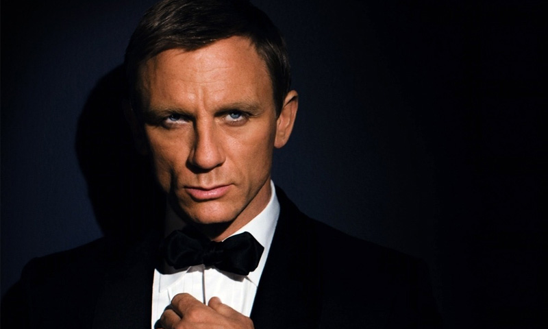 Daniel Craig will play James Bond for the fifth time in the upcoming episode of the franchise. (Photo: Archive)