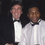 """""""He should be president of the United States ... Let's try something new. Let's run America like a business, where no colors matter. Whoever can do the job, gets the job,"""" Mike Tyson said. (Photo: Archive)"""