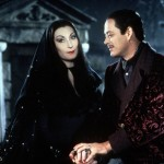 Morticia and Gomez Addams (The Adams Family). (Photo: Archive)