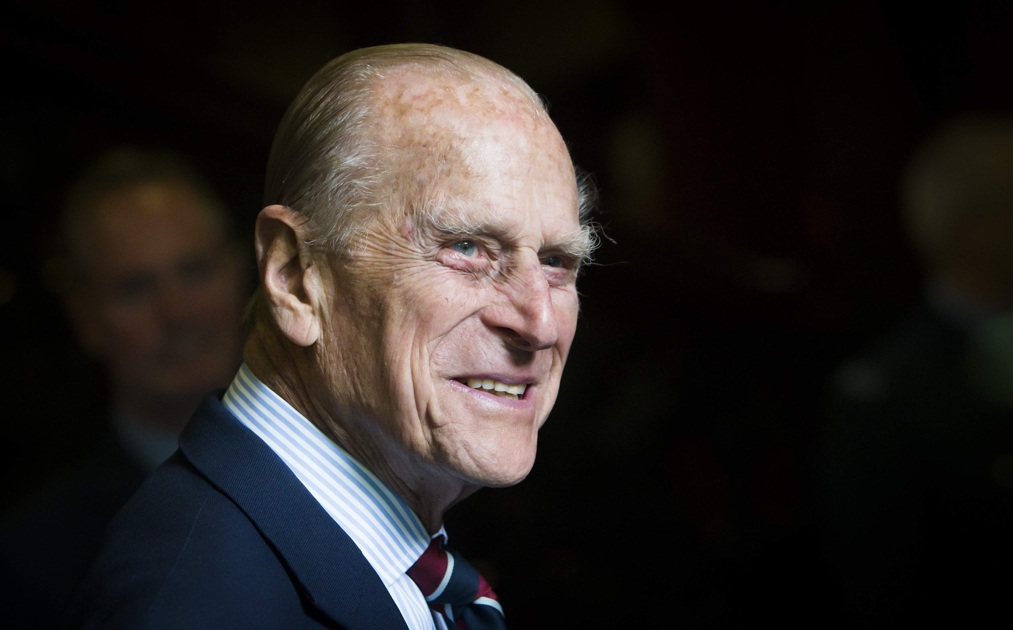 Here are 34 pictures of the charming Prince Philip through the years. (Photo: Archive)
