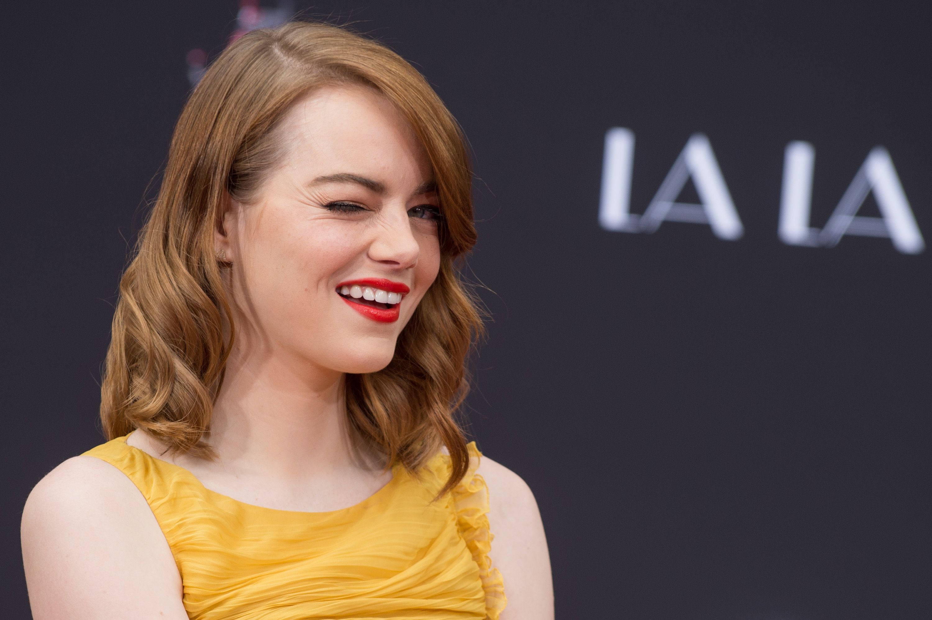 Emma Stone is the #1 highest-paid actress, earning $26 million before taxes in 2017. (Photo: Archive)