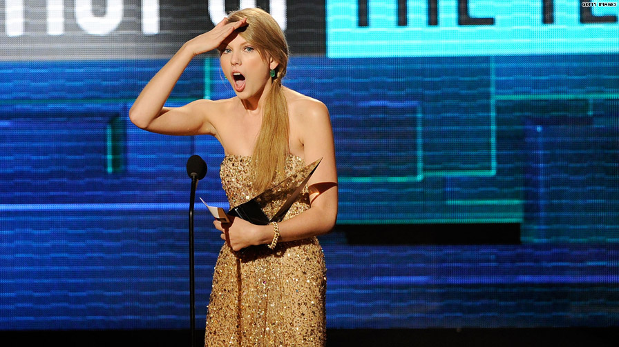 Taylor Swift's social media was completely wiped on Friday. (Photo: Archive)