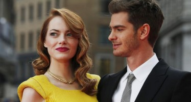 Emma Stone And Andrew Garfield Might Be Giving Their Love A Second Chance
