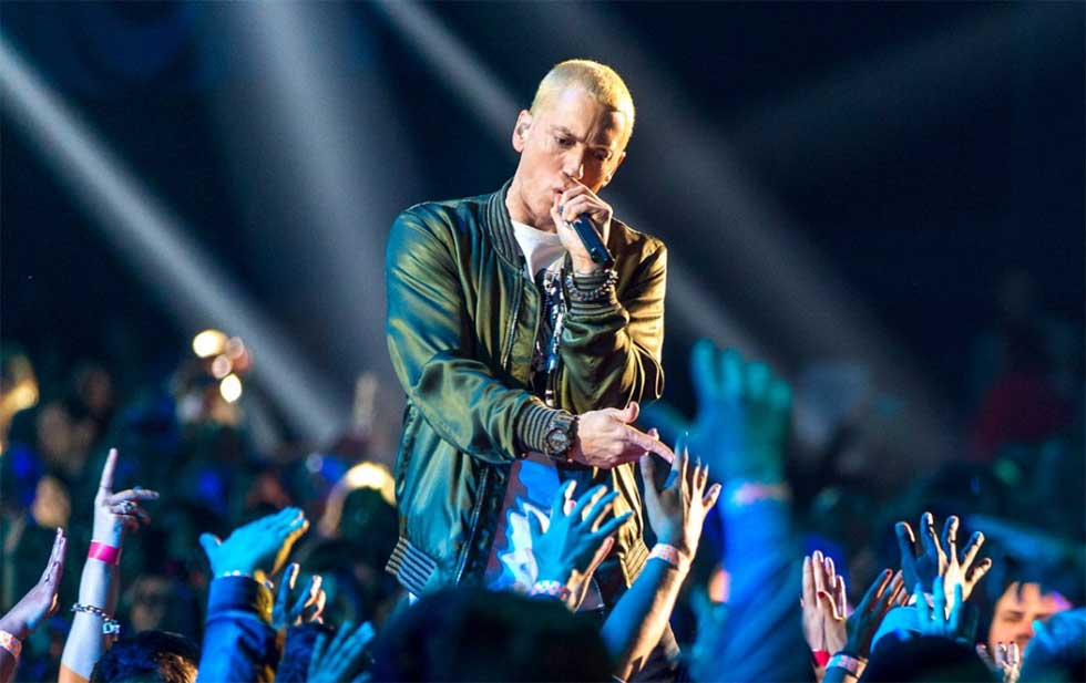 Eminem, the Stans. (Photo: Archive)