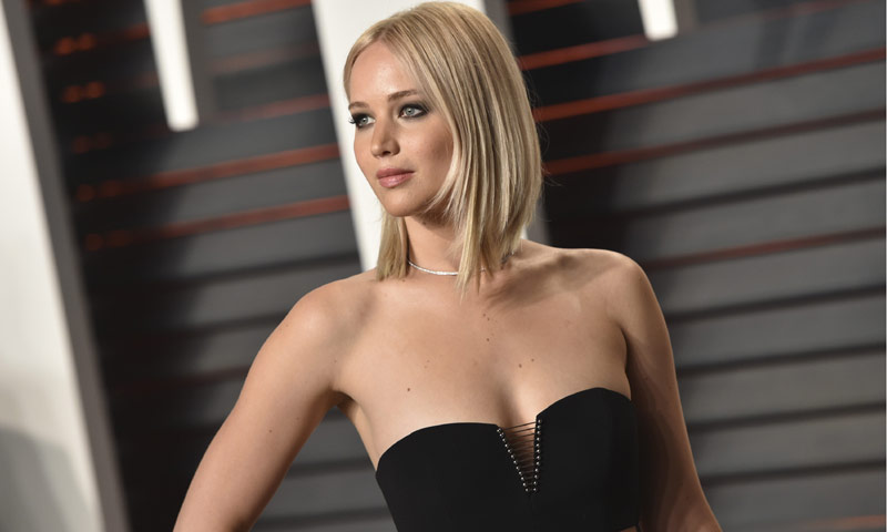 """If Donald Trump becomes president, that will be the end of the world."" Jennifer Lawrence said. (Photo: Archive)"
