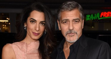 George And Amal Clooney Donate $1 Million To Combat Hate Groups