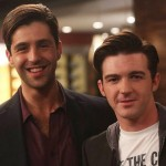 Drake and Josh reunited on Sunday Night! (Photo: Instagram)