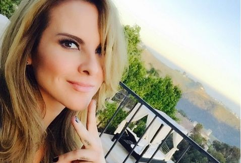 "Kate del Castillo will narrate and produce ""When I met El Chapo"" an exclusive series of Netflix in which she will tell her version about the meeting with the drug lord. (Photo: Instagram)"