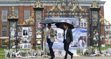 Prince William, Prince Harry, And Kate Middleton Paid Tribute To Princess Diana