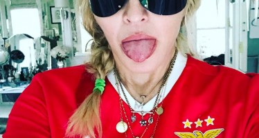 Madonna Relocates To Lisbon To Help Launch Son David's Soccer Career
