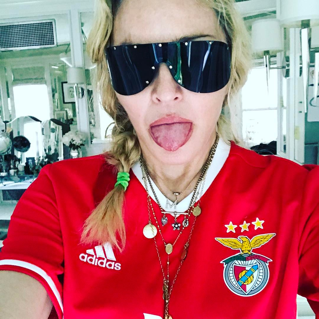 Madonna and her family are relocating to Lisbon, Portugal. (Photo: Instagram)